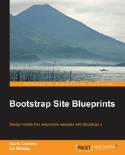 Cover of: Bootstrap Site Blueprints |