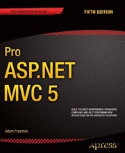 Cover of: Pro ASP.NET MVC 5 |