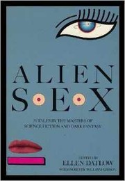 Cover of: Alien sex