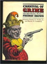 Cover of: Carnival of crime