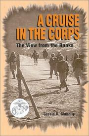 Cover of: A cruise in the Corps, 1951 to 1954