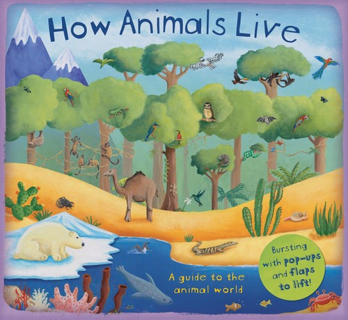How animals live by