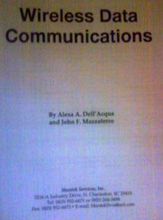 Cover of: Wireless data communications | Alexa A. Dell