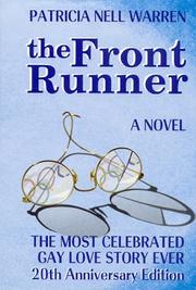Cover of: The Front Runner