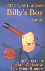 Cover of: Billy's Boy