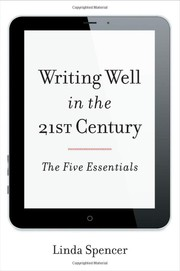 Cover of: Writing Well in the 21st Century