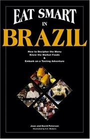 Cover of: Eat smart in Brazil | Joan Peterson