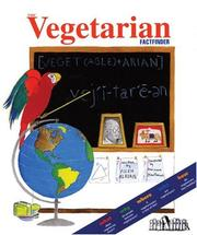 Cover of: The vegetarian factfinder