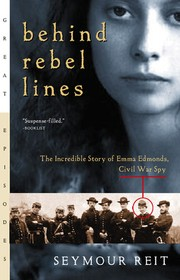 Cover of: Behind rebel lines | Seymour Reit