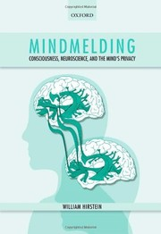 Cover of: Mindmelding | William Hirstein