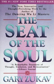 Cover of: The seat of the soul by Gary Zukav