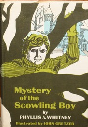Cover of: The Mystery of the Scowling Boy