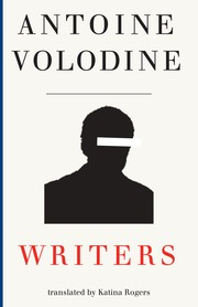 Cover of: Writers |