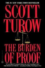 The burden of proof by Scott Turow