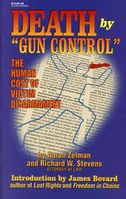"""Death by """"gun control"""""""