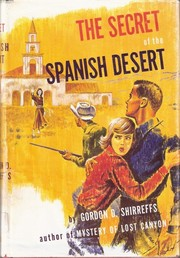 Cover of: The secret of the Spanish desert