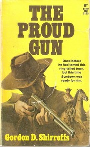 Cover of: The Proud Gun