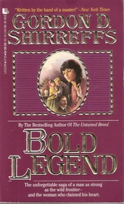 Cover of: Bold Legend