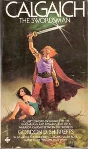 Cover of: Calgaich the Swordsman