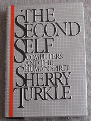 The second self by Sherry Turkle