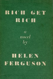 Cover of: Rich Get Rich by Anna Kavan