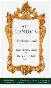 Cover of: All London