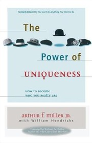Cover of: The power of uniqueness