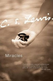 Cover of: Miracles | C. S. Lewis