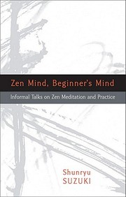 Cover of: Zen mind, beginner's mind |