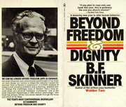 Cover of: Beyond freedom and dignity