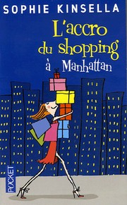 Cover of: L'accro du shopping à Manhattan