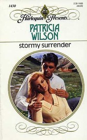 Cover of: Stormy Surrender