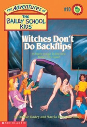 Witches Don't Do Backflips