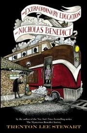 Cover of: The extraordinary education of Nicholas Benedict