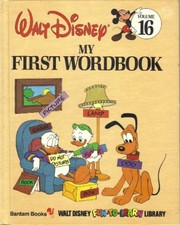 Cover of: My First Word Book (Disney's Fun to Learn Ser) |
