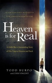 Cover of: Heaven is For Real Movie Edition |