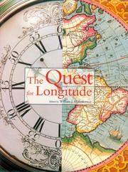Cover of: The quest for longitude