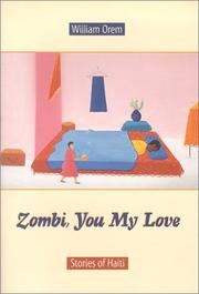 Zombi, you my love