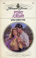 You Owe Me by Penny Jordan