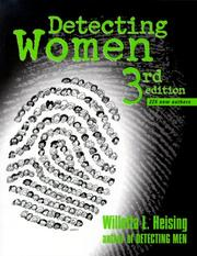 Cover of: Detecting Women | Willetta L. Heising