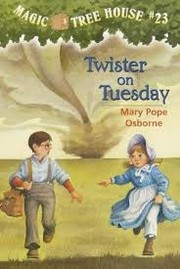 Cover of: Twister on Tuesday | Mary Pope Osborne