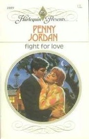 Cover of: Fight for Love | Penny Jordan