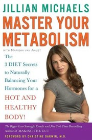 Cover of: Master your metabolism | Jillian Michaels