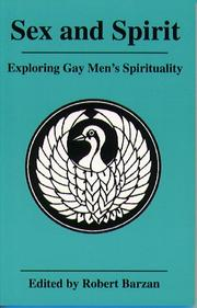 Cover of: Sex and Spirit | Robert Barzan