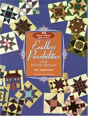 Cover of: Endless possibilities using NO-FAIL methods