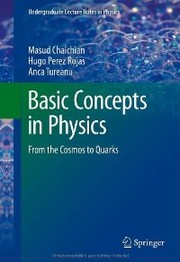 Cover of: Basic concepts in physics |