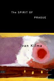 Cover of: The spirit of Prague | Ivan KlГ­ma