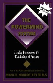 Cover of: The Powermind System