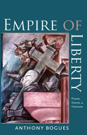 Cover of: Empire of liberty | Anthony Bogues