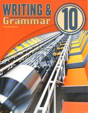 Cover of: Writing & Grammar 10 |